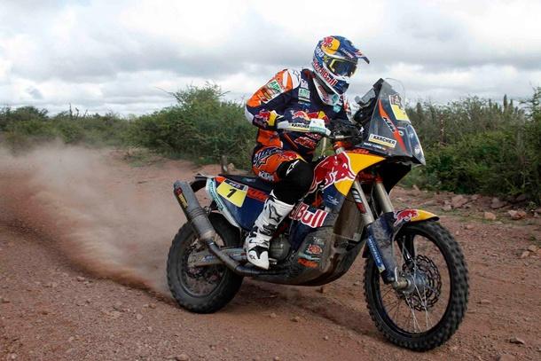 Marc Coma Rally Dakar 2015