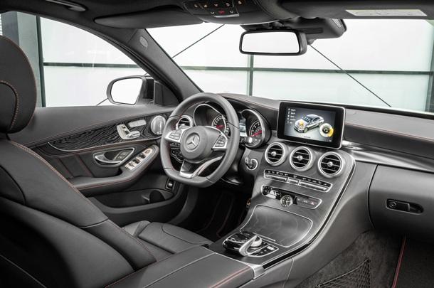 Mercedes-Benz C 450 AMG 4MATIC,
