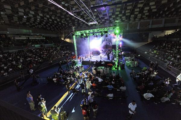 Enfusion Live devolverá a la Isla a la primera plana del kickboxing mundial. / FRAN PALLERO