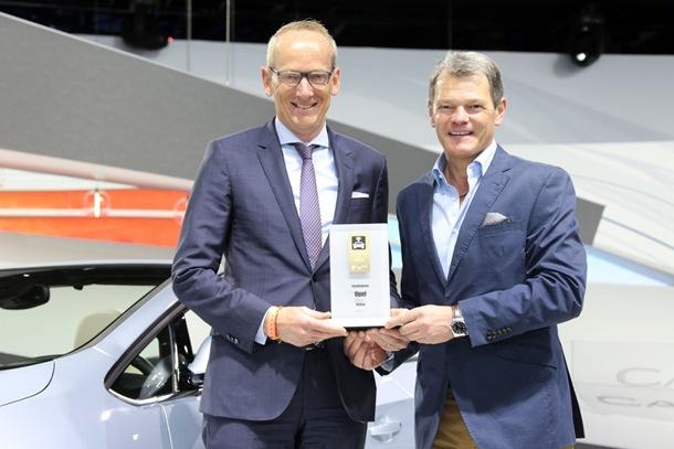Premio Connected Car Opel