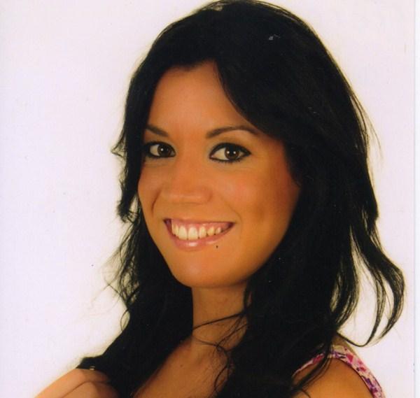 Jessica Siverio. Fantasía: Anfítrite.  Patrocinador: Peña de Salamanca.