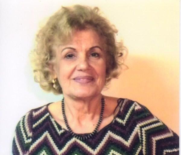María Gutiérrez. Fantasía: A mi manera. Patrocinador: Dinamización de mayores de La Laguna.