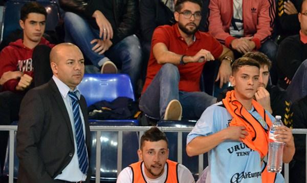 El técnico del Uruguay. / DA