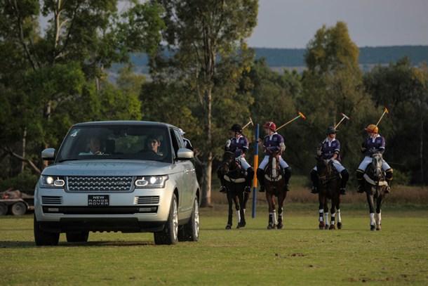 Range Rover y Torneo Internacional Polo
