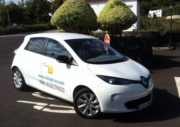 Renault Zoe Reto 7 Islas unidas por una sola energía 1