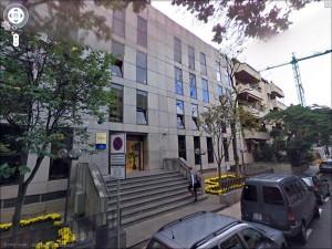 El edificio de General Antequera es una de los susceptibles de venta por parte de la Corporación. / DA