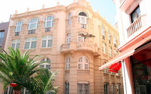 Sede de la Audiencia de Cuentas de Canarias. / DA