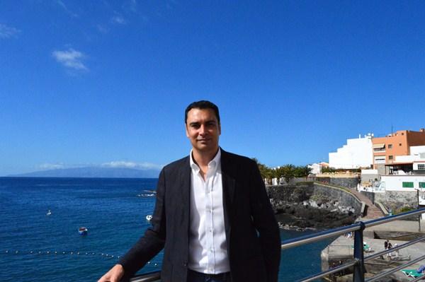 Carlos Álvarez dice que el PP ha marcado el rumbo del Gobierno local de Pedro Martín. / DA