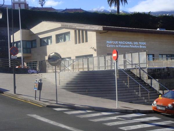 El Centro de Visitantes Telesforo Bravo se encuentra en el municipio de La Orotava. / DA