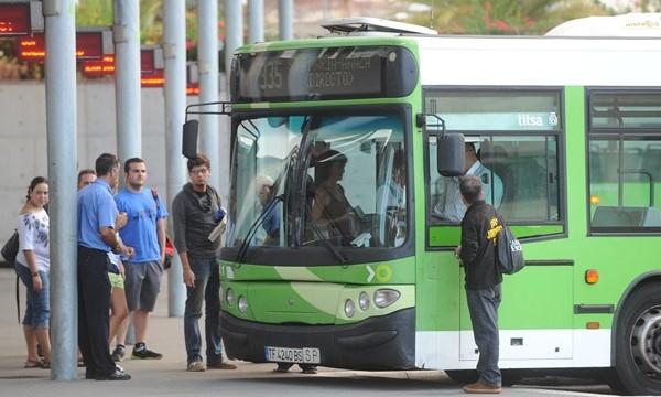Intersindical Canaria no apoya la huelga de TITSA en Carnavales