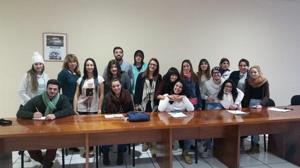 Visita Automotor Canarias alumnos del Centro de FP y FBA María Inmaculada. | DA