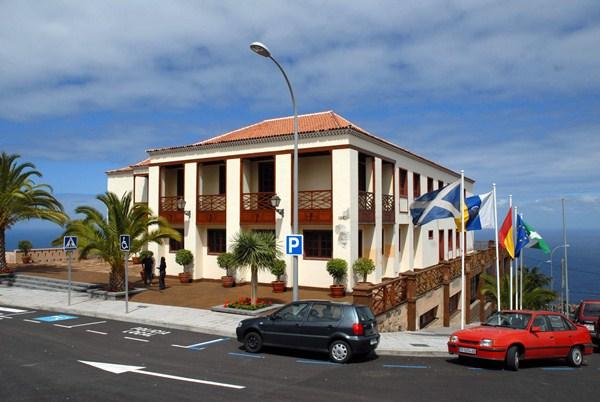 El Ayuntamiento ya tiene aprobado el presupuesto de este año. / M. P. P.