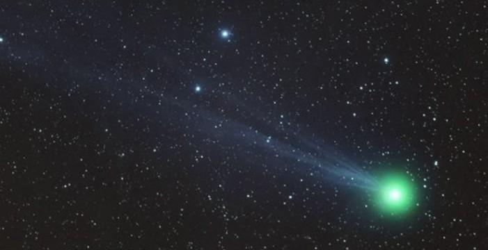Así captó el IAC al cometa Lovejoy desde Tenerife