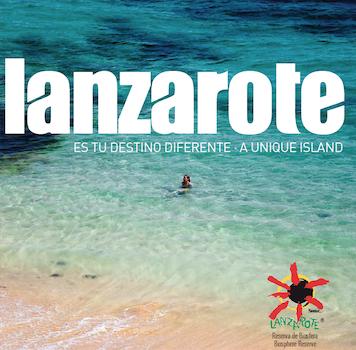 Folleto promocional de Lanzarote./ DA