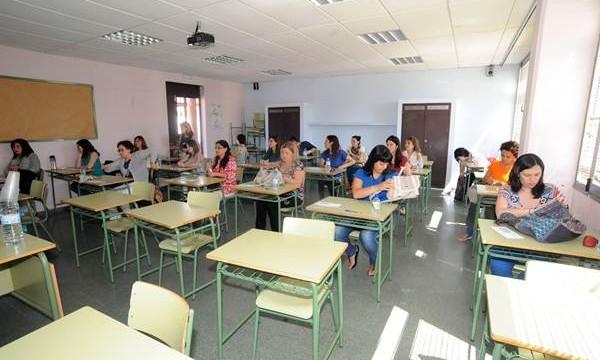 Educación convoca oposiciones con una oferta global de 344 plazas