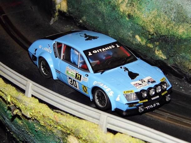 rally slot Las Mercedes
