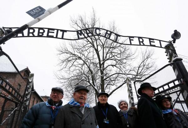 supervivientes Auschwitz