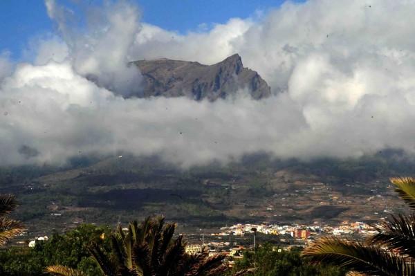 Vista del municipio de Arafo. / DA
