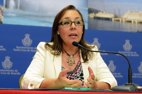 Ángela Mena. / S. M.