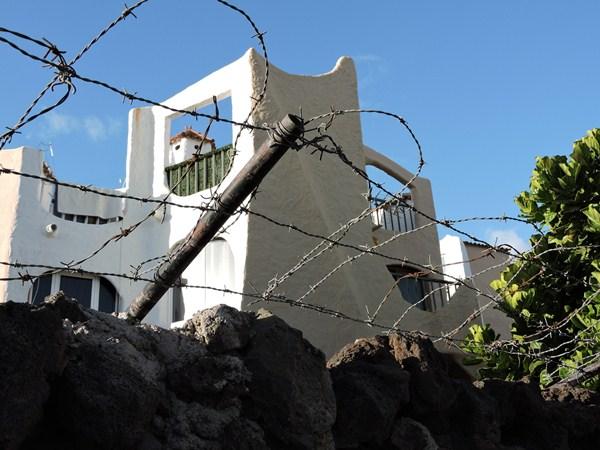 La urbanización San Rafael se construyó en los años setenta en el centro de Playa de las Américas. / NORCHI