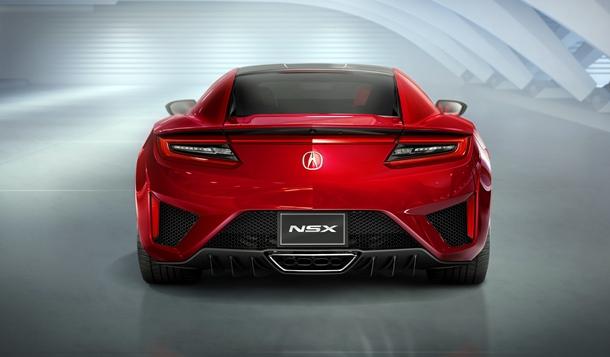 Acura Honda NSX