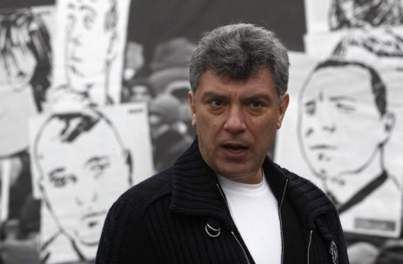 Boris Nemtsov. | REUTERS
