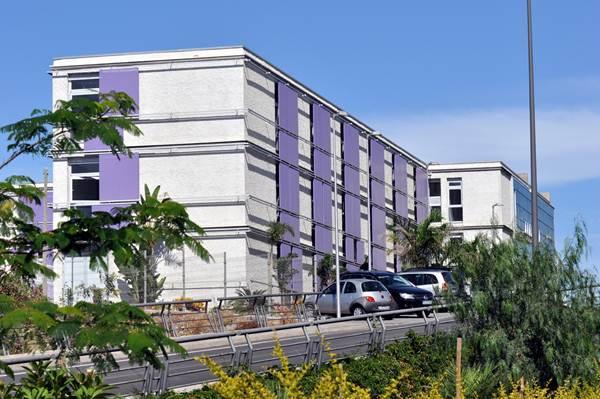 El polémico hospital se encuentra en Icod. | DA