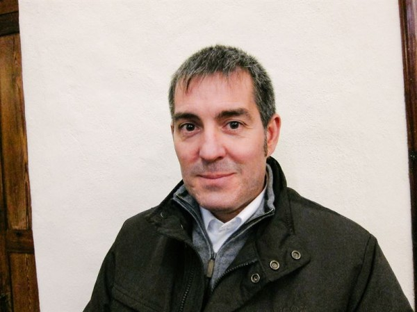 Fernando Clavijo. | EP