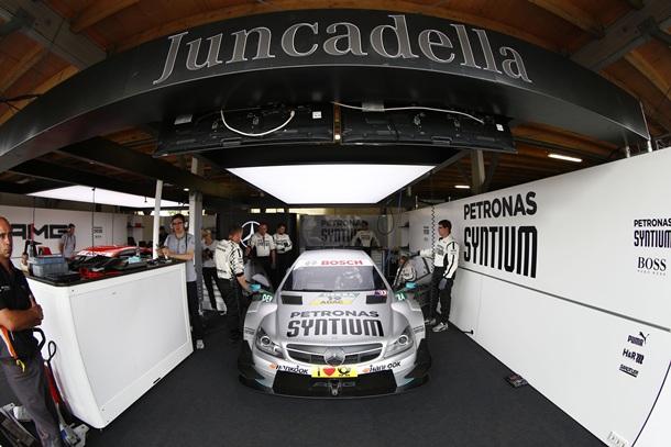 Daniel Juncadella sigue con Mercedes en el DTM