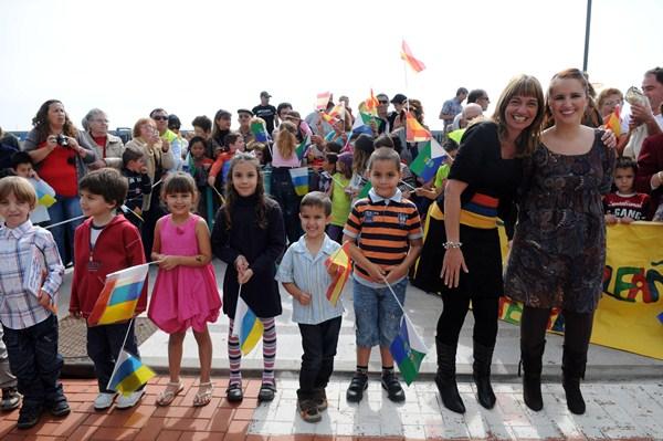 La tasa de natalidad en El Hierro es una de las más pequeñas de las Islas Canarias. / SERGIO MÉNDEZ