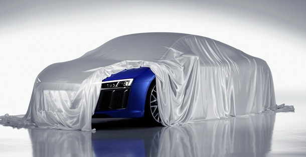 nuevo Audi R8 faros laser