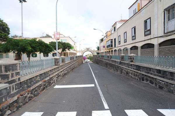 García Escámez es uno de los barrios más afectados por la ITE. | J. G.