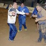 Ignacio Ramos y Marcos Galvan Tegueste campeon liga Cabildo de Tenerife Primera categoria lucha canaria