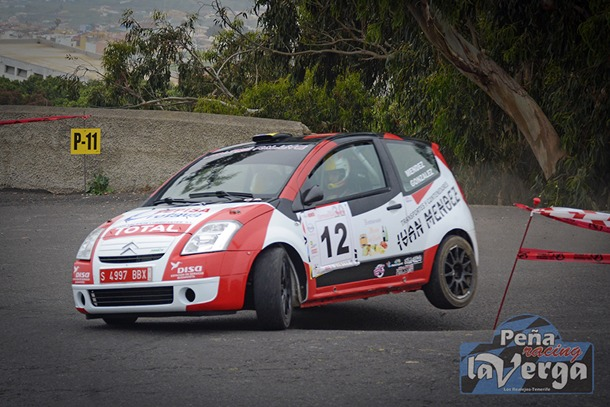 Ivan Mendez piloto Racing La Verga 2014