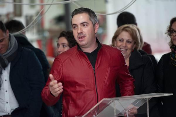 José Antonio Estévez. / F. PALLERO