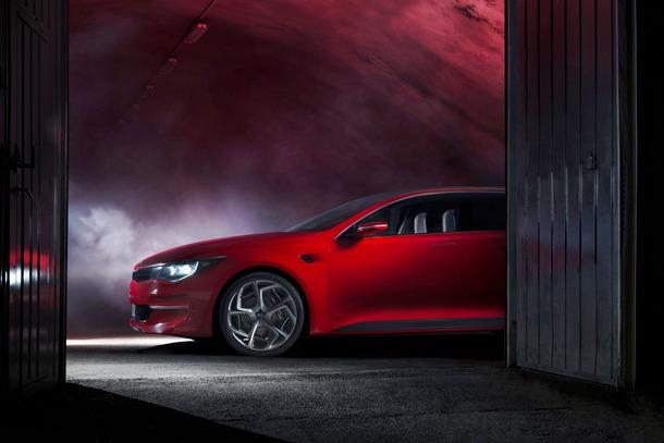 Kia concept car Ginebra 2015