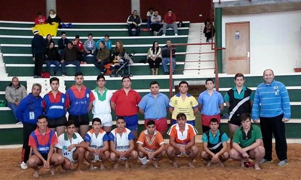 LUCHA Tenerife Lucha Canaria preselecciones