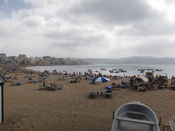Playa de Las Canteras. | EP