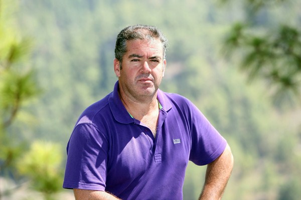 Manuel Fumero, alcalde de Vilaflor. / DA