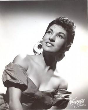 La cantante fue la primera canaria en grabar un disco. | DA