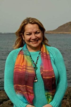 Pita estrena el cargo de secretario general de Podemos en Canarias. | DA