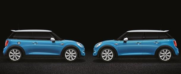 Mini 3 y 5 puertas