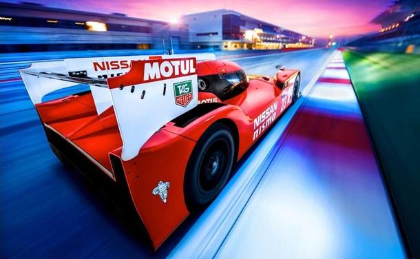 Nissan GT-R LM NISMO Le Mans