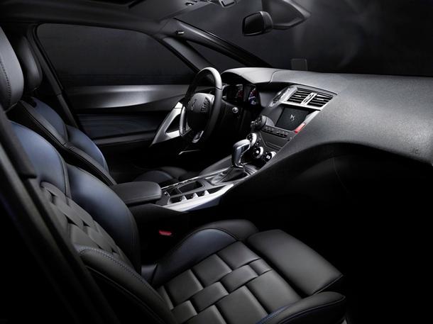 Nuevo DS 5 interior
