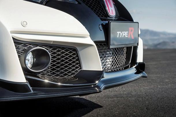 Nuevo Honda Civic Type R