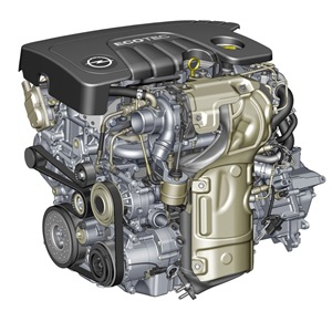 Motor Opel ECOTEC 1.6 CDTI