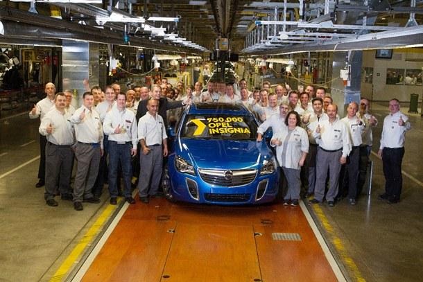 Opel Insignia 750.000