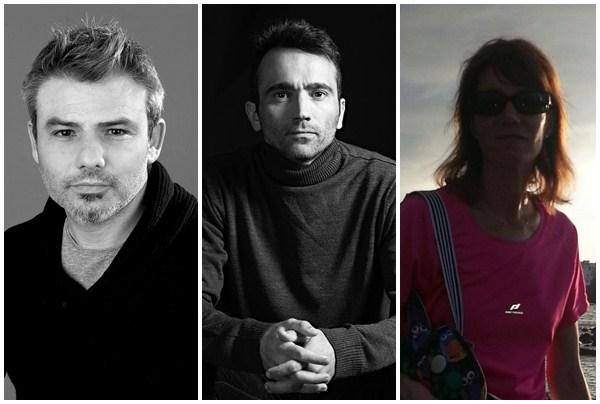David Hernández, Carlos Cruz y María Eva Zamora son los tres candidatos hasta ahora. / da