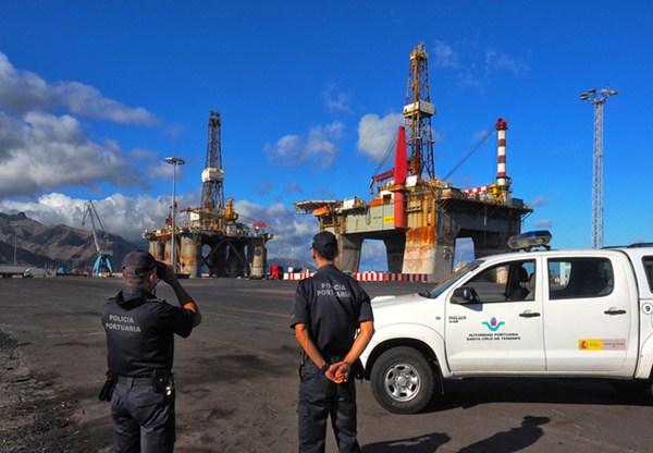 El puerto de Santa Cruz obtiene las certificaciones AENOR de entidad familiarmente responsable, de seguridad y salud en el trabajo y de gestión ambiental. / DA