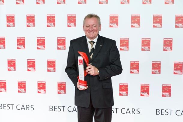 "Peter-Christian Küspert, premio ""Best Cars"""